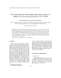 """Báo cáo """" Tối ưu quá trình lên men thu nhận amino acid l-lysine từ vi khuẩn Corynebacterium glutamicum VTCC-B-656 """""""