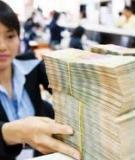Lý do tiền vào chứng khoán giảm mạnh