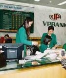 Nhân sự ngân hàng biến động mạnh