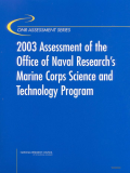 2003 Assessment of the Office of Naval Research's Aircraft Technology Program