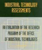 INDUSTRIAL TECHNOLOGY ASSESSMENTS: An Evaluation of the Research Program of the Office of Industrial Technologies