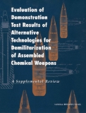 Evaluation of Demonstration Test Results of Alternative Technologies