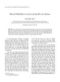 """Báo cáo """" Phụ nữ Nhật Bản và vai trò của họ đối với văn học """""""