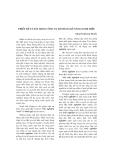 """Báo cáo """" Về các liên kết trong cụm từ, câu đơn và câu phức tiếng Nga """""""
