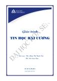 Giáo trình Tin học đại cương - Trường Đại Học Hoa Sen