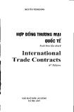 Ebook hợp đồng thương mại quốc tế - Nguyễn Trọng Đàn