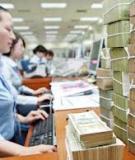 Ngân hàng nhỏ đua tăng vốn để chống thâu tóm?