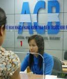 Ngân hàng Việt Nam: Thay đổi để tạo một diện mạo mới