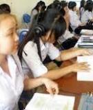 Giáo dục sử dụng năng lượng tiết kiệm và hiệu quả