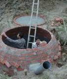 Hầm Biogas hộ gia đình