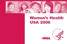 Women's Health USA 2006
