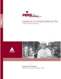 SUPPLEMENT TO ORIGINAL MEDICARE PLAN