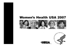 Women's Health USA 2007