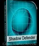 Phần mềm đóng băng ổ cứng shadown defender