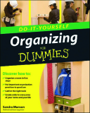 Do it yourself Organizing for Dummies