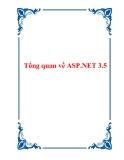 Giáo trình Tổng quan về ASP.NET 3.5