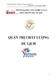 Quản trị chất lượng du lịch - ĐH Công Nghệp Tp. HCM