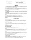 Thông tư 30/2012/TT-BGTVT