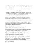 Thông tư số 32/2012/TT-BGTVT
