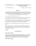 Thông tư số 34/2012/TT-BGTVT