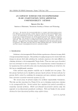 "Báo cáo "" AN IMPLICIT SCHEME FOR INCOMPRESSIBLE FLOW COMPUTATION WITH ARTIFICIAL COMPRESSIBILITY METHOD """