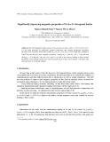 "Báo cáo "" Signficantly improving magnetic properties of Sr-La-Co hexagonal ferrite"""