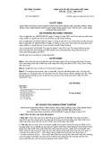 Quyết định số 5047/QĐ-BCT