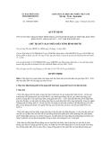 Quyết định số 1640/QĐ-UBND