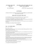 Quyết định số 1623/QĐ-NHNN