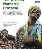 The Protocol on the Rights of  Women in Africa:  An Instrument for Advancing Reproductive and Sexual Rights