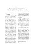 """Báo cáo """" Về việc thực thi quyền Sở hữu trí tuệ theo Hiệp định thương mại Việt nam - Hoa Kỳ  """""""