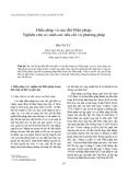 """Báo cáo """"Hiến pháp và sửa đổi Hiến pháp: Nghiên cứu so sánh các tiêu chí và phương pháp """""""