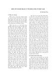 """Báo cáo """" Một số vấn đề pháp lý về đình công ở Việt Nam """""""