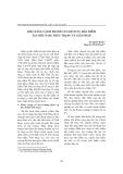 """Báo cáo """" Khả năng Cạnh tranh của Dịch vụ bảo hiểm tại Việt nam: thực trạng và giải pháp """""""