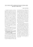 """Báo cáo """"  Đầu tư trực tiếp của Nhật Bản ở ASEAN và Trung Quốc: quy mô và triển vọng"""""""