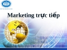 Lập kế hoạch Marketing trực tiếp