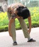 4 động tác đơn giản cho lưng dẻo dai