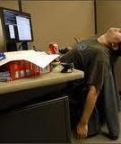 6 bệnh nguy hiểm của dân văn phòng