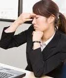 """""""Điểm mặt chỉ tên"""" kẻ gây stress nơi công sở"""