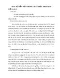 Bài 6: ĐỘ DẪN ĐIỆN TRONG QUAN TRẮC MƯA ACID