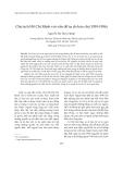 """Báo cáo """"  Chủ tịch Hồ Chí Minh với vấn đề tự do báo chí (1919-1956) """""""