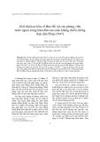 """Báo cáo """"Giới thiệu tư liệu về Bác Hồ với các phóng viên nước ngoài trong năm đầu của cuộc kháng chiến chống thực dân Pháp (1947) """""""