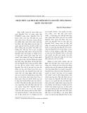 """Báo cáo """" Nhận thức lại thái độ thẩm mĩ của Nguyễn Trãi trong """"Quốc âm thi tập"""" """""""