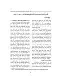 """Báo cáo """" Giới và Quy chế Rome về Toà án hình sự quốc tế """""""