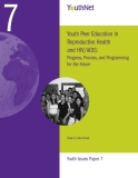 Youth Peer Education in Reproductive Health  and HIV/AIDS: Progress, Process, and Programming for the Future