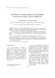 "Báo cáo "" Estimation of emission factors of air pollutants from the road traffic in Ho Chi Minh City """