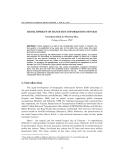 "Báo cáo ""DEVELOPMENT OF HANOI BUS INFORMATION SYSTEM """