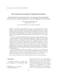 "Báo cáo "" The Vietnamese Wetlands Classification System  """