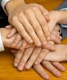 Làm việc với tinh thần đoàn kết