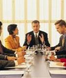 5 gợi ý tạo ra cuộc họp hiệu quả